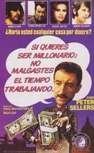The Magic Christian - Spanish Movie Cover (xs thumbnail)