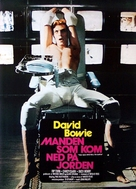 The Man Who Fell to Earth - Danish Movie Poster (xs thumbnail)