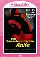 Anita - German DVD movie cover (xs thumbnail)