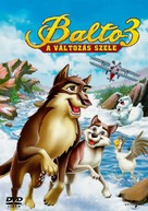 Balto III: Wings of Change - Hungarian DVD cover (xs thumbnail)