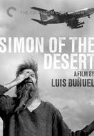 Simón del desierto - DVD cover (xs thumbnail)