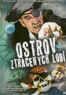 """""""Ostrov pogibshikh korabley"""" - Czech DVD cover (xs thumbnail)"""