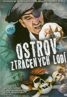 """Ostrov pogibshikh korabley"" - Czech DVD movie cover (xs thumbnail)"