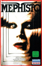 Mephisto - German VHS cover (xs thumbnail)