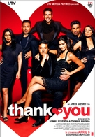 Thank You - Indian Movie Poster (xs thumbnail)