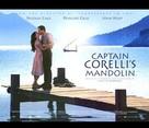 Captain Corelli's Mandolin - British Movie Poster (xs thumbnail)