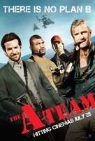 The A-Team - British Movie Poster (xs thumbnail)