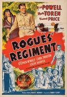 Rogues' Regiment - Australian Movie Poster (xs thumbnail)