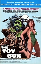 The Toy Box - VHS cover (xs thumbnail)