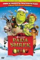 Shrek the Halls - Polish Movie Cover (xs thumbnail)
