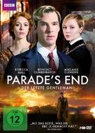 """Parade's End"" - German DVD cover (xs thumbnail)"