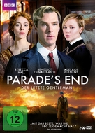 """Parade's End"" - German DVD movie cover (xs thumbnail)"