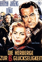 The Inn of the Sixth Happiness - German Movie Poster (xs thumbnail)