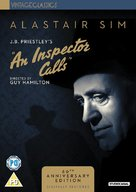 An Inspector Calls - British DVD cover (xs thumbnail)