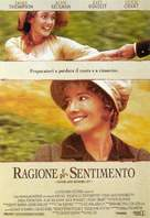 Sense and Sensibility - Italian Movie Poster (xs thumbnail)