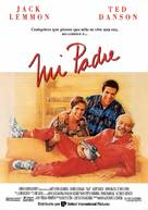 Dad - Spanish Movie Poster (xs thumbnail)