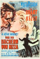 To Catch a Thief - German Theatrical movie poster (xs thumbnail)