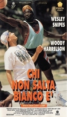 White Men Can't Jump - Italian VHS cover (xs thumbnail)