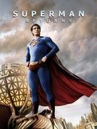 Superman Returns - Blu-Ray cover (xs thumbnail)