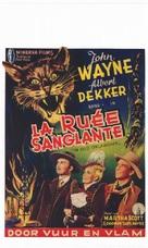 In Old Oklahoma - Belgian Movie Poster (xs thumbnail)
