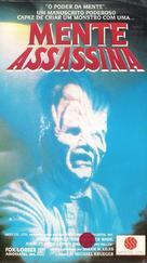 Mindkiller - Brazilian VHS movie cover (xs thumbnail)