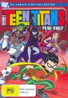"""Teen Titans"" - Australian Movie Cover (xs thumbnail)"
