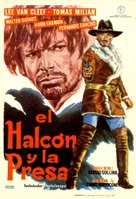 La resa dei conti - Spanish Movie Poster (xs thumbnail)