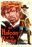 La resa dei conti - Spanish Movie Poster (xs thumbnail)