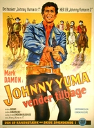 Johnny Yuma - Danish Movie Poster (xs thumbnail)