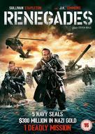 Renegades - British Movie Cover (xs thumbnail)