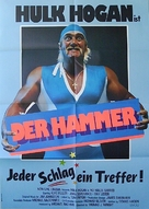 No Holds Barred - German Movie Poster (xs thumbnail)