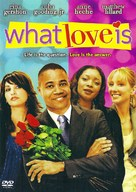 What Love Is - Movie Cover (xs thumbnail)