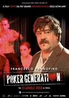 Poker Generation - Italian Movie Poster (xs thumbnail)