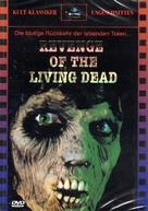 La revanche des mortes vivantes - German DVD movie cover (xs thumbnail)