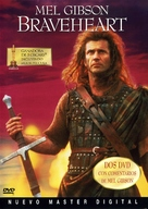 Braveheart - Spanish Movie Cover (xs thumbnail)