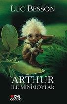 Arthur et les Minimoys - Turkish Movie Poster (xs thumbnail)