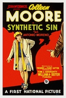 Synthetic Sin - Movie Poster (xs thumbnail)