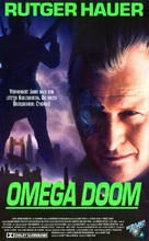 Omega Doom - German Movie Poster (xs thumbnail)