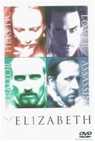 Elizabeth - DVD movie cover (xs thumbnail)