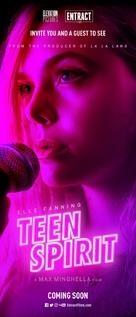 Teen Spirit - Canadian Movie Poster (xs thumbnail)