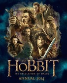 The Hobbit: The Desolation of Smaug - poster (xs thumbnail)