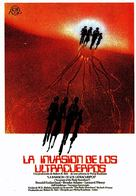 Invasion of the Body Snatchers - Spanish Movie Poster (xs thumbnail)