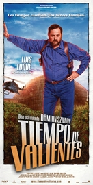 Tiempo de valientes - Argentinian Movie Poster (xs thumbnail)