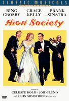 High Society - DVD cover (xs thumbnail)