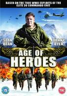 Age of Heroes - British DVD cover (xs thumbnail)