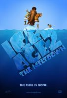 Ice Age: The Meltdown - Advance poster (xs thumbnail)