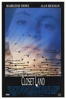 Closet Land - Movie Poster (xs thumbnail)