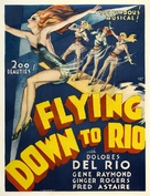 Flying Down to Rio - Movie Poster (xs thumbnail)