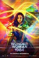 Wonder Woman 1984 - British Movie Poster (xs thumbnail)