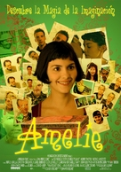 Le fabuleux destin d'Amélie Poulain - Irish Movie Poster (xs thumbnail)